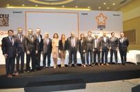 TİCARET ODASI - Topçuoğlu Açıklaması 'Şehrin Başarısında 'Ortak Akıl' Etkili Oldu''