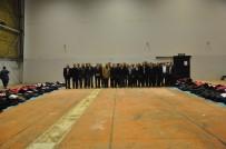 TÜRKIYE ODALAR VE BORSALAR BIRLIĞI - TSO'dan 854 Öğrenciye Kaban Yardımı