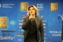 İNGILTERE - Türk Eczacıya Fransa'dan Altın Madalya