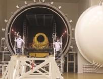 SAVUNMA BAKANLIĞI - Türkiye'nin ilk uydu merkezi kapılarını açtı