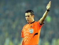 CEM SATMAN - UEFA'dan Ali Palabıyık'a Görev