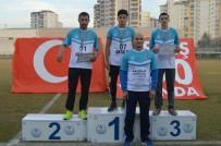 AKBAYıR - Ülkü Ocakları Kayseri'de Düzenlenen 'Koşu Ve Bisiklet' Yarışlarında Derece Yaptı