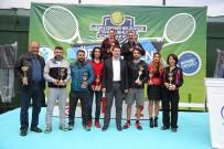 SERVERGAZI - Üstü Tenis Kortu Altı Pazaryeri