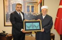 İSLAM - Vali Kaymak Açıklaması 'Kudüs Davası Tüm İslam Aleminin Davasıdır'