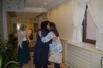 ŞEHIT - Vali Ünlü'nün Eşi, Şehit Ailelerini Ağırladı