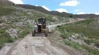 YAYLA ŞENLİKLERİ - Yamadağı Kayak Merkezi Yol Güzergahı Belirlendi
