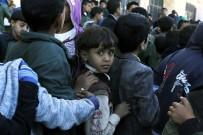 ÇALIŞAN ÇOCUKLAR - Yemenli Çocuklar Dünya Çocuk Hakları Günü'nde Savaşı Protesto Etti