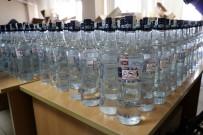 BANDROL - Yozgat'ta 782 Şişe Sahte İçki Ele Geçirildi