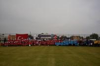 20 KASıM - Yunusemre'de Çocuk Hakları Günü Futbol Şenliği Düzenlendi