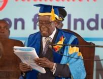ZIMBABVE - Zimbabve Cumhurbaşkanı Robert Mugabe istifa etmeyi kabul etti