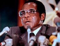 DEVLET TELEVİZYONU - Zimbabve Devlet Başkanı Mugabe ulusa seslendi