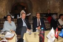 ŞANLIURFA VALİSİ - AB Türkiye Delegasyonu Başkanı Büyükelçi Christian Berger Şanlıurfa'da