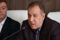 YUSUF NAMOĞLU - Adana Demirspor'dan Merkez Hakem Kurulu'na Tepki
