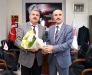 MURAT AYDıN - Aile Ve Sosyal Politikalar Eskişehir İl Müdürlüğü'nde Devir Teslim Gerçekleşti