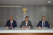 GRUP BAŞKANVEKİLİ - AK Parti'den Büyükşehire Su Fiyatlarında İndirim Teklifi