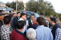 ATAY USLU - AK Parti Milletvekilleri Kaş'ta