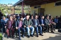 HÜSEYIN YıLDıZ - Alanya'da Vatandaşlardan Akaryakıt Depolama Sistemi Tepkisi