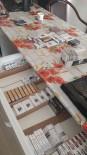 KAÇAK - Aliağa'da Bin 193 Adet Kaçak Sigara Ele Geçirildi