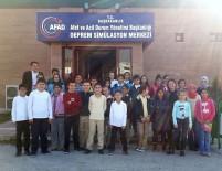 DEPREM RİSKİ - Altındağlı Çocuklara 'Deprem' Eğitimi