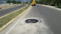İHBAR HATTI - ASAT, 8 Bin Kanalizasyon Kapağını Yenileyecek