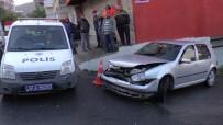 İŞÇİ SERVİSİ - Ataşehir'de İşçi Servisi Yayalara Çarptı Açıklaması 2 Ölü