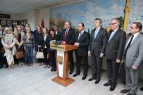 YEREL YÖNETİM - Avrupa Birliği Türkiye Delegasyonu Başkanı Christian Berger Açıklaması