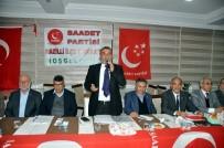 MİLLİ GÖRÜŞ - Aydın SP Seçim Çalışmalarına Erken Başladı