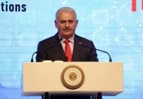 AVRASYA TÜNELİ - Başbakan Yıldırım Açıklaması 'Türkiye'nin E-Ticaretteki 2023 Yılı Hedefi 350 Milyon Türk Lirası'
