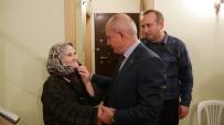 MİLLİ HALTERCİ - Başkan Akgün'den Naim Süleymanoğlu'nun Ailesine Taziye Ziyareti