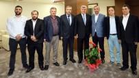 TÜRK DÜNYASI - Başkan Karaosmanoğlu STK'lar İle Bir Araya Geliyor