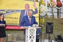 MUSTAFA PALA - Başkan Mustafa Pala Açıklaması 'Projelerimizle Konuşuyoruz'