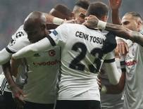 PORTO - Beşiktaş'a Şampiyonlar Ligi'nde çılgın gelir