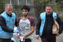 IRAK - Bıçakla Yaralama Olayının Zanlısı Tutuklandı