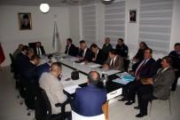 CAN GÜVENLİĞİ - Bitlis'te 'Karla Mücadele' Toplantısı