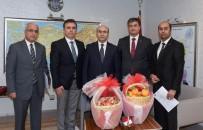 ORGANİZE SANAYİ BÖLGESİ - Bucak Portakalı, Kuytucak Narı Ve Tapan Bıçağı Markalaşıyor