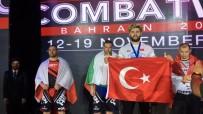ALTIN MADALYA - Bursalı Milli Sporcudan Tarihi Başarı