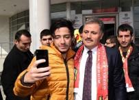 GEVREK - Büyükşehir Belediye Başkanı Çakır'dan E. Yeni Malatyaspor İçin Güçlü Yönetim Vurgusu