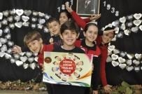 20 KASıM - Çocuk Haklarına GKV'li Öğrencilerden Tam Destek