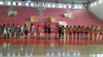 MEHMET DEMIR - Diyarbakır'da Okul Sporları Müsabakaları Başladı