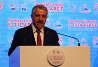 BAKAN YARDIMCISI - 'E-Ticaretin Büyüme Hızı Baş Döndürücü'