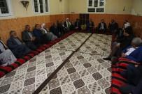 AHMET DEMİR - Ekinci Gece Ev Toplantılarına Katılıyor