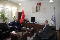 EĞİTİM KALİTESİ - Emniyet Müdürü Artunay, Kardelen Kolejini Ziyaret Etti
