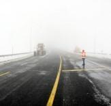 KAR KALINLIĞI - Erciyes'te Kar Etkili Oluyor