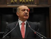 CHP - Erdoğan'dan CHP'ye tepki