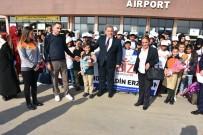 SUAT SEYITOĞLU - Erzurumlu Öğrenciler Bursa'da