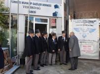 GAZILER - Eşkinat Açıklaması 'Süleymanpaşa Belediyesi Gazilerimizin Her Zaman Yanında Olacak'