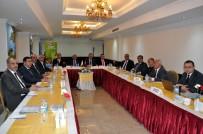 ALI KABAN - FKA Kasım Ayı Toplantısı Tunceli'de Yapıldı