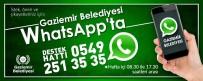 HALİL İBRAHİM ŞENOL - Gaziemir Belediyesi Whatsapp'ta