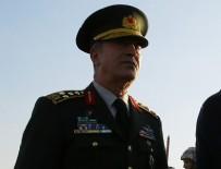 Genelkurmay Başkanı Akar'dan 'kritik' ziyaret