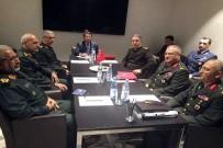 İRAN GENELKURMAY BAŞKANI - Genelkurmay Başkanı Akar, Soçi'de Rusya Ve İran Genelkurmay Başkanları İle Bir Araya Geldi